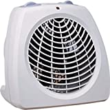 Cool Dimplex DXUF30T 3kW Upright Fan Heater with accompanying HSB Microfibre Cleaning Glove