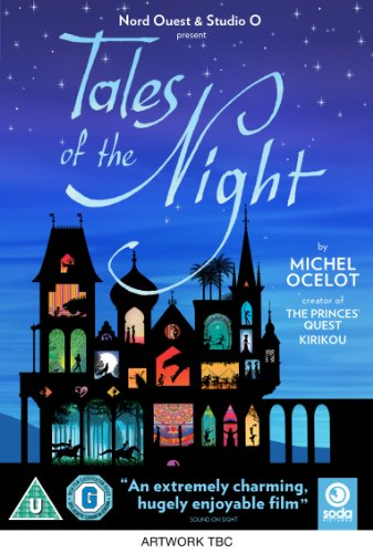Tales of the Night ( Les contes de la nuit ) ( Istories tis nyhtas ) [ NON-USA FORMAT, PAL, Reg.2 Import - United Kingdom ]
