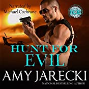 Hunt for Evil: ICE, Book 1 | [Amy Jarecki]