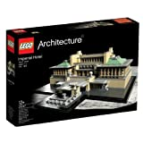 LEGO Architecture 21017 Imperial Hotel レゴ アーキテクチャー 帝国ホテル