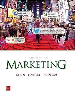 Marketing, 12th Edition