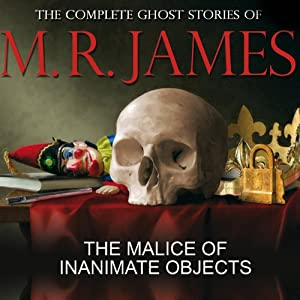 The Malice of Inanimate Objects Audiobook