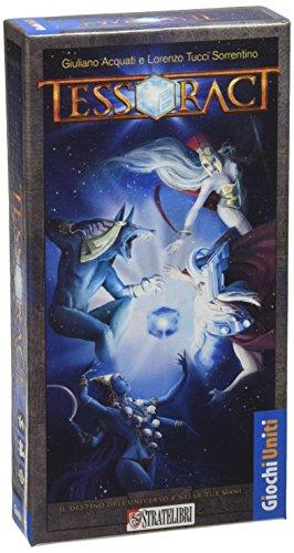 Giochi Uniti GU446 - Tesseract, Colori Assortiti