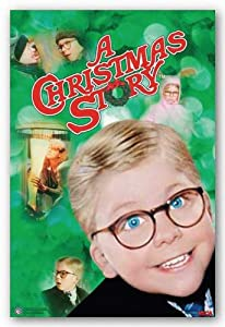 24x36  A Christmas Story  A Christmas Story Poster