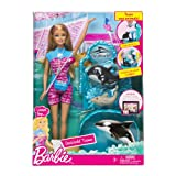 Barbie I Can Be A SeaWorld Trainer Doll