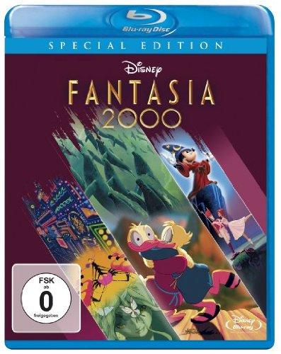 Fantasia 2000 [Alemania] [Blu-ray]