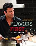 img - for Flavors First: An Indian Chef's Culinary Journey book / textbook / text book
