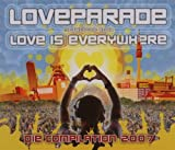 Various Artists Love Parade 2007