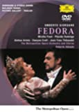Giordano - Fedora / Freni, Domingo, Croft, Arteta, Thibaudet,  Abbado, Metropolitan Opera