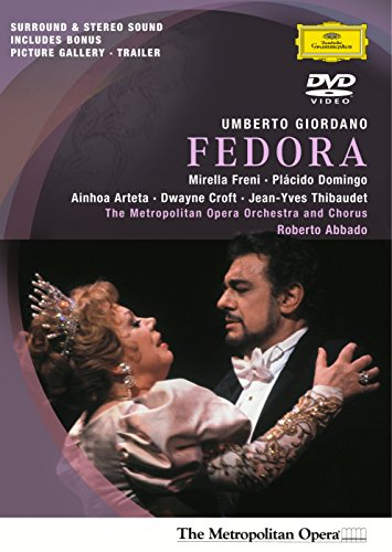 Giordano, Umberto - Fedora