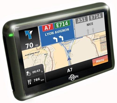 Mappy ITI 401 ND Navigationssystem ( 4.3 Zoll