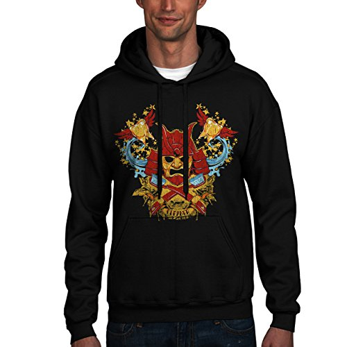 Wellcoda | Tooth Cleaner Ghost Epic Monster Mens NEW Hoodie Black S-5XL