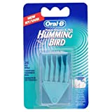 Braun Oral-B Hummingbird Power Flosser & Pick - Pick Refills - 25 pack 284224