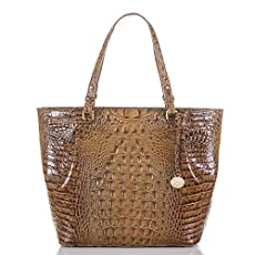 Malia Tote<br>Toasted Almond Melbourne