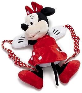 Disney - Minnie 1100731 - Mochila con peluche (40 cm)