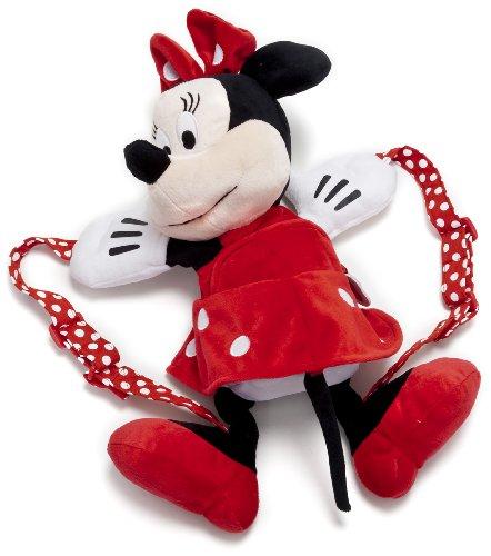 Disney 1100731 - Minnie Zainetto in Peluche, 19x30x38 cm