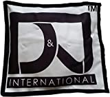 D&J international Designer Golden Brocade Blouse Material
