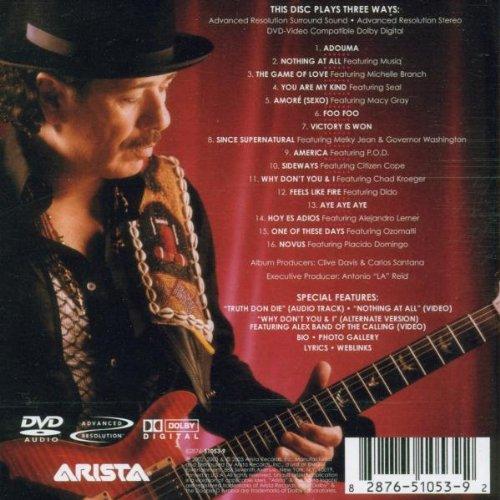 Shaman Santana: Santana Album: «Santana: Shaman»