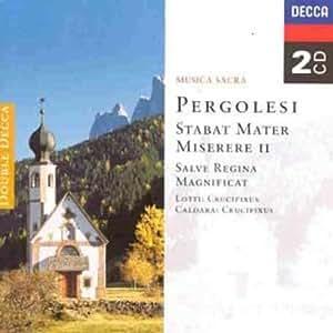 Stabat Mater/Miserere II/Magnificat/Salve Regina