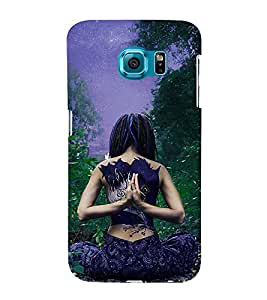 EPICCASE forest beauty Mobile Back Case Cover For Samsung Galaxy S6 Edge Plus (Designer Case)