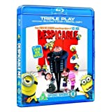 Despicable Me (Blu-ray DVD)by Steve Carell