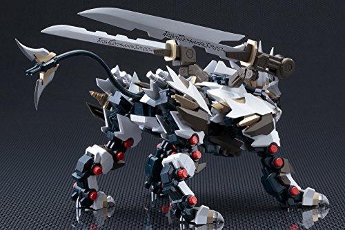 ZOIDS ZA ムゲンライガー 1/100スケール ABS製 アクションフィギュア