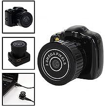 NES Ultra Mini Worlds Smallest Camera Micro DVR Video Recorder Security Camera Hidden Camera Spy Camcorder Webcam...