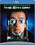 echange, troc The 6th Day [Blu-ray] [Import anglais]