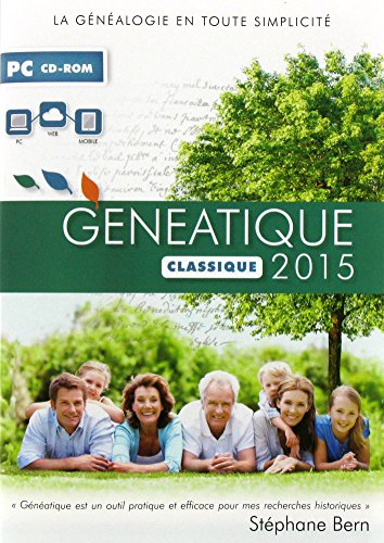 Généatique Classique 2015