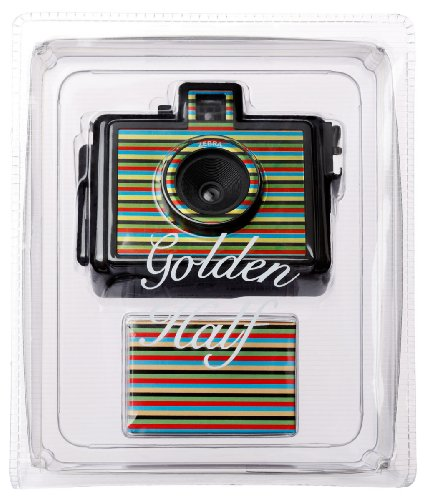 Superheadz: Golden Half Camera - Zebra