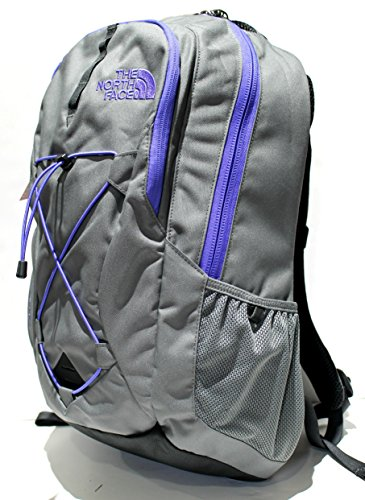 660e6afbc The North Face Womens Jester backpack NEW COLOR ZINK GREY / PURPLE