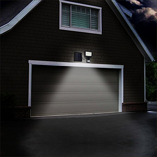 meikee 60 led solar motion sensor light 15m motion distance wall lights security light solar flood