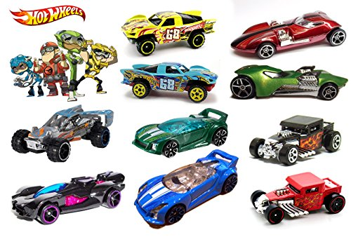 super complete team hot wheels 10 car set with variants. Black Bedroom Furniture Sets. Home Design Ideas