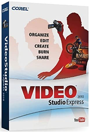 Corel VideoStudio Express 2010 (PC DVD)