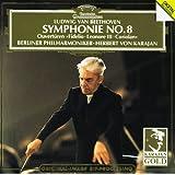 """Beethoven: Symphony No.8; Overtures: """"Coriolan"""", """"Fidelio"""", """"Leonore No.3"""""""