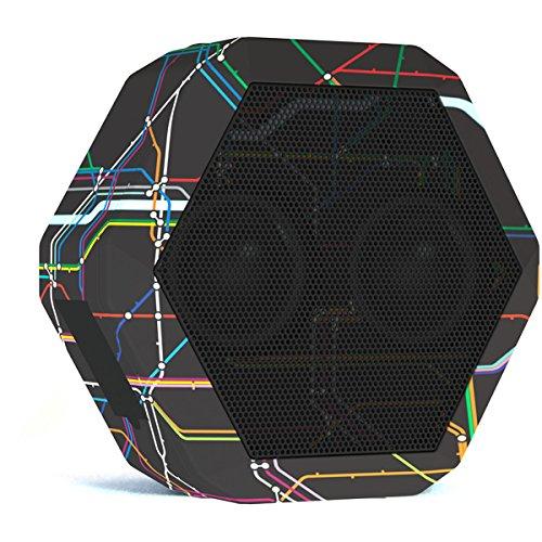 Boombotix Rex Bluetooth Portable Speaker Metro, One Size