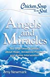 img - for Chicken Soup for the Soul: Angels and Miracles: 101 Inspirational Stories about Hope, Answered Prayers, and Divine Intervention book / textbook / text book