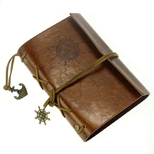 malloomr-nuevo-vendimia-cuero-cubierta-cuaderno-revista-agenda-diario-en-blanco-cadena-nautico-marro
