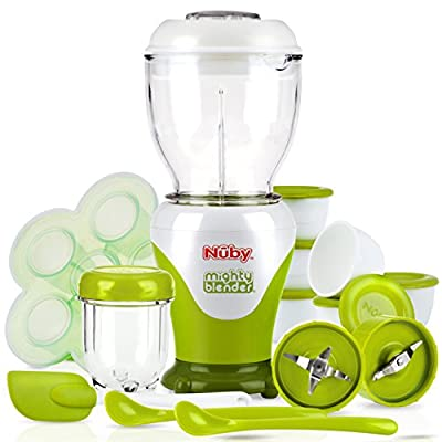 Nuby Garden Fresh Mighty Blender by Nuby that we recomend individually.