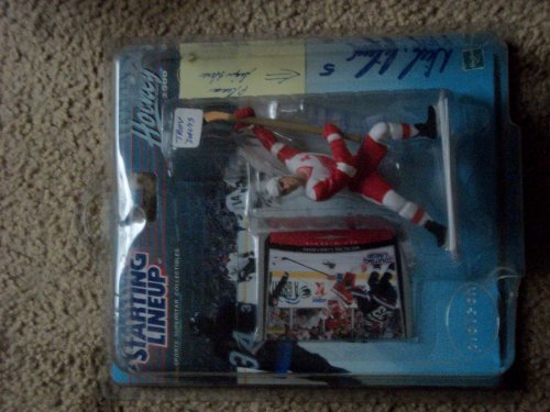 Starting Lineup 1999-2000 Hockey Action Figure - Nicklas Lidstrom (Detroit Redwings)