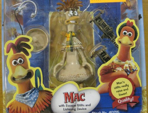 Chicken Run-Mac
