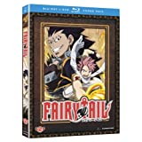 Fairy Tail: Part 2 (Blu-ray/DVD Combo) ~ Cherami Leigh