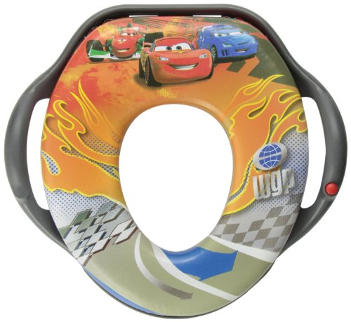 The First Years Disney/Pixar Cars Rev And Go Sounds Potty Seat front-938977