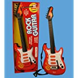 Kids Guitar Electric Guitar Set With 2 Spare Strings Great musical tunesby Ukayed
