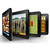 "10.1"" A10 CAPACITIVE MULTI-TOUCH 8GB TABLET, FLASH 11,SUPPORTS IPLAYER, ANDROID 2.3, WIFI, MIFI, HDMI, 2160P WITH CAM"