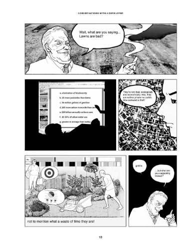 Citizens of No Place An Architectural Graphic Novel /Anglais