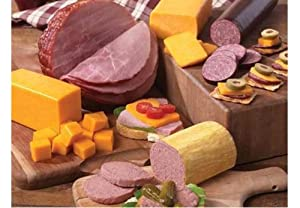 Nueske Meat & Cheese Party Pack Gift