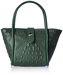 Hidesign Mini Bag Hermione Women's Handbag (Emerald Green)