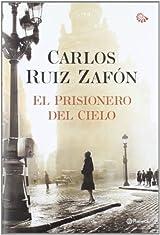 El Prisionero del Cielo de Carlos Ruiz Zafon, Edición en Español