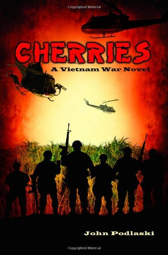 Image of Cherries : A Vietnam War Novel